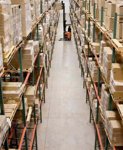 Waikiki Logistics - Storage